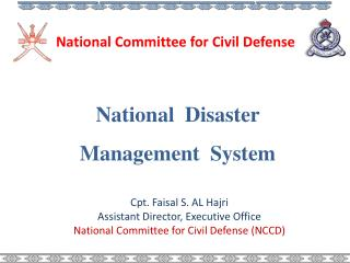 National Committee for Civil Defense