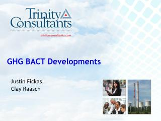 GHG BACT Developments