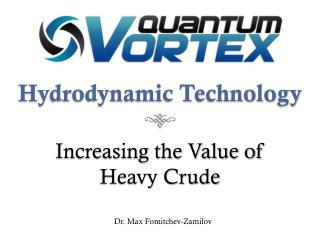 Hydrodynamic Technology