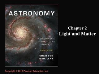 Chapter 2 Light and Matter
