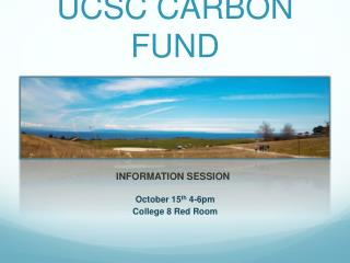 UCSC CARBON FUND
