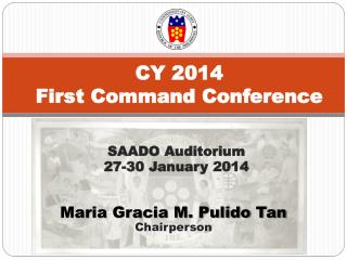 CY 2014  First  Command Conference