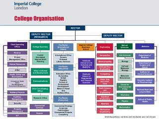 College Organisation