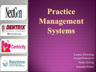 Practice Management Systems