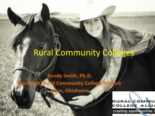 Rural Community Colleges