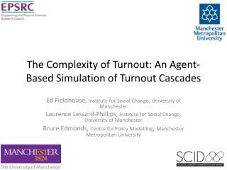 The Complexity of Turnout: An Agent-Based Simulation of Turnout  Cascades