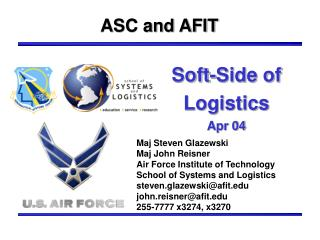 Soft-Side of Logistics Apr 04