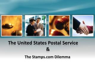 The United States Postal Service &