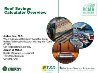 Roof Savings Calculator Overview