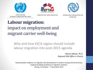 Labour migration:  impact on employment and  migrant carrier well-being