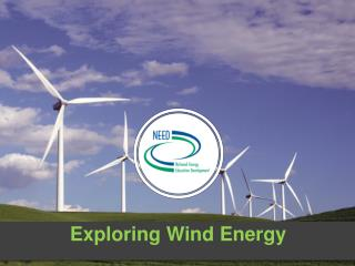 Exploring Wind Energy