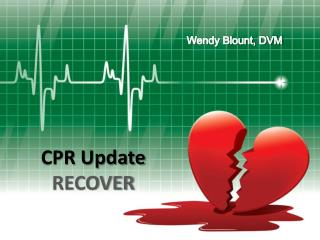CPR Update RECOVER
