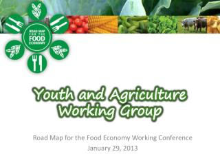 Youth and Agriculture Working Group