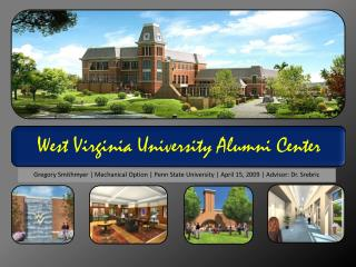 West Virginia University Alumni Center