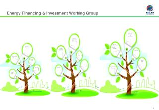 Energy Financing & Investment Working Group