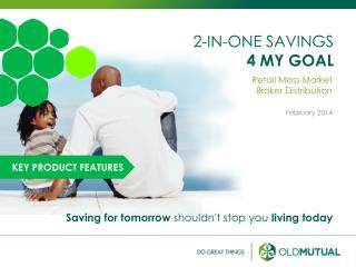 Saving for tomorrow shouldn't stop you living today