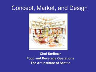 Concept, Market, and Design