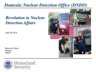 Domestic Nuclear Detection Office (DNDO)
