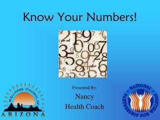 Know Your Numbers!