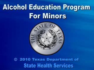 Alcohol Education Program