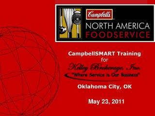 CampbellSMART  Training for