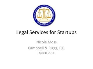 Legal Services for Startups