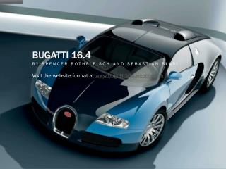 Bugatti 16.4