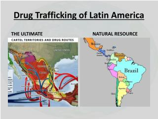 Drug Trafficking of Latin America