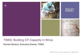TWAS: Building STI Capacity in Africa