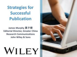 Strategies for Successful Publication