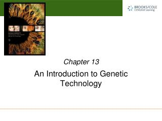 An Introduction to Genetic Technology