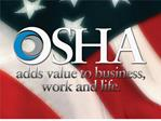 osha oil and gas rep overview