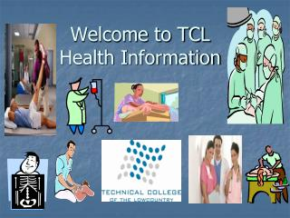 Welcome to TCL Health Information