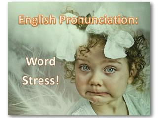 English Pronunciation: