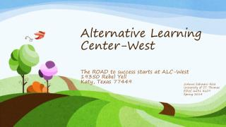 Alternative Learning Center-West