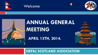 ANNUAL GENERAL MEETING April 13th, 2014.