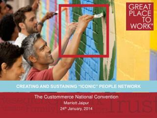 The  Custommerce  National Convention Marriott  Jaipur 24 th  January, 2014