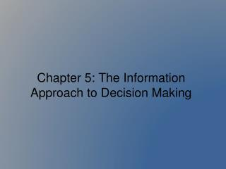 chapter 10 organizational and household decision Members operate across space, time, and organizational boundaries and are linked through information technologies to achieve organizational tasks may be a temporary task or permanent service team more necessary because of organizational learning and globalization.