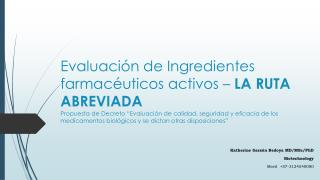 Katherine Garzón Bedoya  MD/ MSc /PhD Biotechnology Movil   +57-3124540080