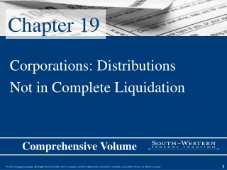 retained earnings and distributions to shareholders