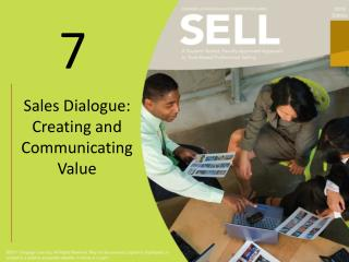 Sales Dialogue:  Creating and Communicating Value