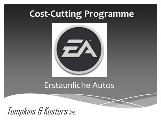Cost-Cutting Programme