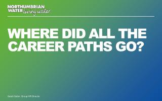 Where did all the career paths go?