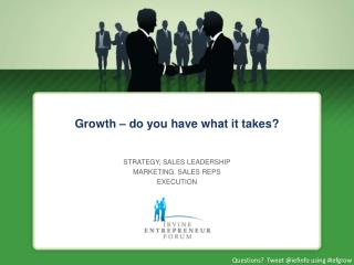 Growth – do you have what it takes?