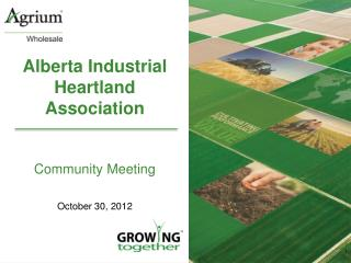 Alberta Industrial Heartland Association