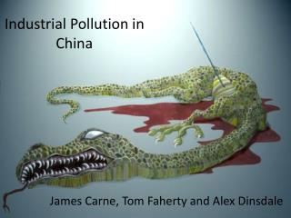 Industrial Pollution in China