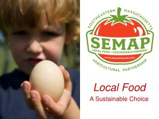 Local Food A Sustainable Choice
