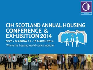 Low Cost Home Ownership – The Scottish Government Perspective