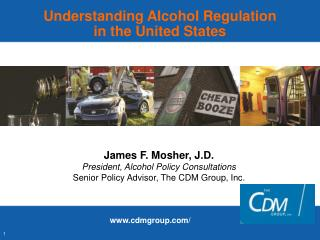 Understanding Alcohol Regulation  in  the United  States