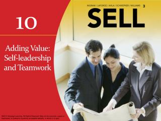 Adding Value:  Self-leadership and Teamwork